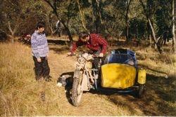 1993 A classic BMW?? Adrian's Yellow Terror