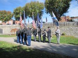 Wytheville Veteran's Service November 2015