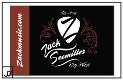 Zack Seemiller Artist/Musician Banner