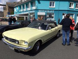 Ford Mustang GT cabriolet 1965
