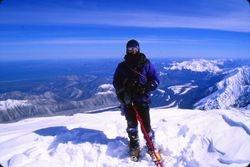 Rob on summit