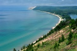 Empire & Sleeping Bear Dunes