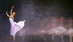 Ballet Dancer , 2013