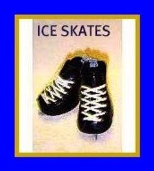 Hockey Skates ($5.00)