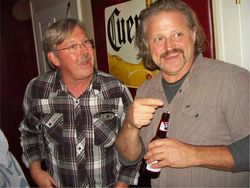 Terry & Scott!