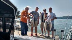 Jim & Kevin Whitaker, Zack Ferrall, Mike Pyke