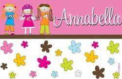 Annabelle'd Flowers