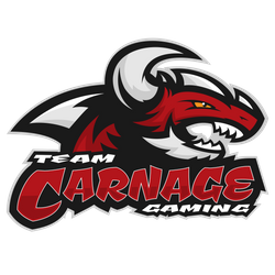 Official Team Carnage Gaming logo