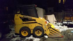 Snow Removal & Landscape Contractor Equipment