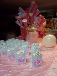Fairy Mix Party Favors & Cotton Candy