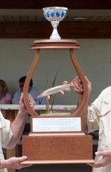 Custom Built Trophy For Muskies Inc.