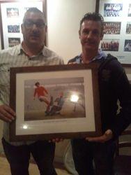 "Sportsman's Dinner 2013 - Ron ""Chopper"" Harris"