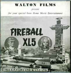 Fireball XL5 - Planet 46