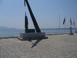 Pythogoria Statue