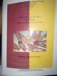 20 Page VITFriends Conference Booklet