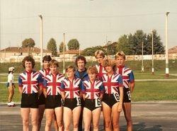 1983 British Team
