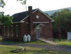 Entriken School in Lincoln Township