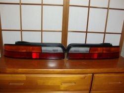 Rear Tail Lights