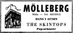 Hotell Molleberg 1965