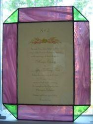 Wedding Invitation $60