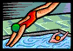 High School Swimming