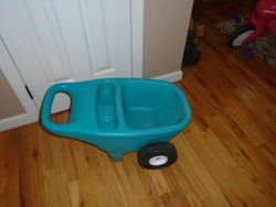 Little Tikes Vintage Lawn & Garden Cart - $20