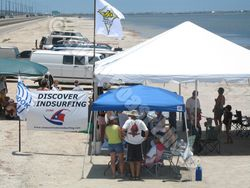 CCWA Discover Windsurfing Day at the JFK causway