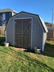 10' x 10' Standard Barn