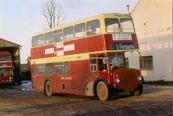 Ex Nottingham AEC Renown