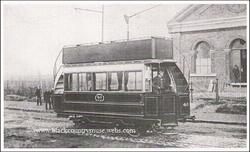 Walsall Tram.1893.