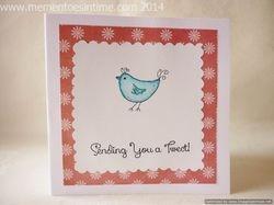 Sending You a Tweet