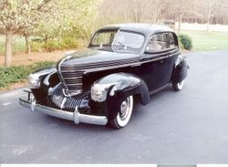 1939 Combination Coupe