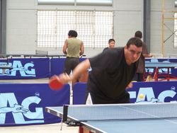 Top Rank Dan Habet now an A-Division player