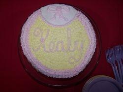 Baby Girl Bib 1