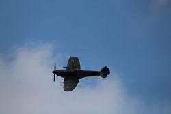 BBMF flypast