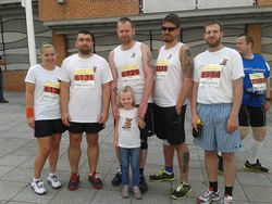 Leeds 10k run 20th July 2014