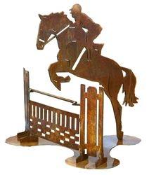 Hunter Jumper - Metal Equestrian Event