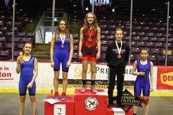 Yasmina Younes - 5th place at Cadet Provincials 2018