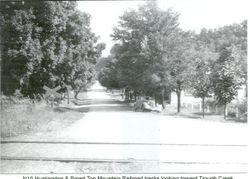 Railroad Tracks Looking Toward Trough Creek