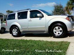 Karen S.-------Nissan Pathfinder
