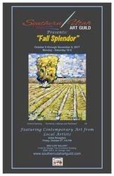 """""""Fall Splendor"""" Poster"""