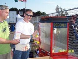 That's good popcorn John