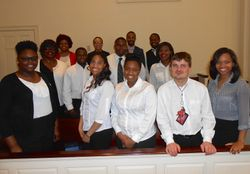 UA Afro American Gospel Choir