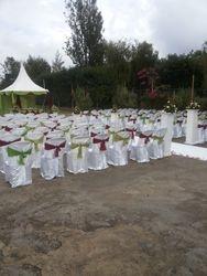 Garden wedding in kenya