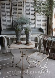 #24/263 Vignette Garden Chairs