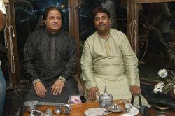 Ustad Rashid Khan and Anup Jalota