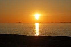 Solnedgang på Tustna, Nordskjæret-08