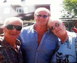 Jim Fitzmaurice, Mal Sanders & Diane Fretwell
