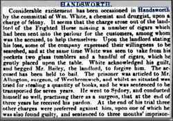 Handsworth Crook. c1890s.