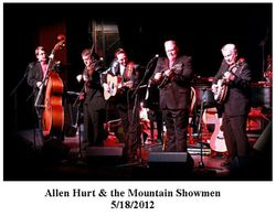 Allen Hurt & Mountain Showmen, 05/18/2012